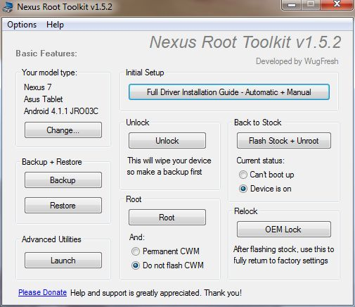 nexus-toolkit