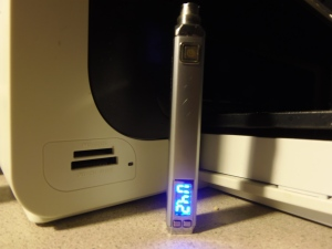 iTaste Variable Voltage 800Mah battery.