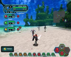 PhantasyStarOnline screenshotDC