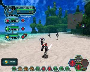 PhantasyStarOnline screenshotDC