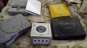 Retired Consoles