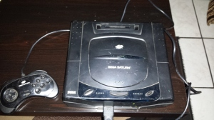 Sega Saturn top