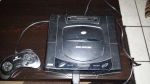Sega Saturn top