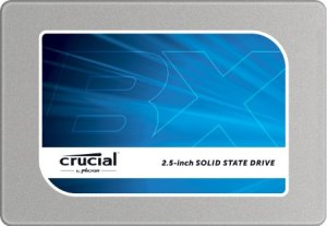Crucial BX100 SSD