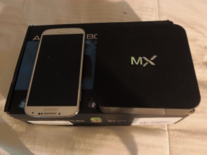 CMX AML8726-MX Android Media Box.