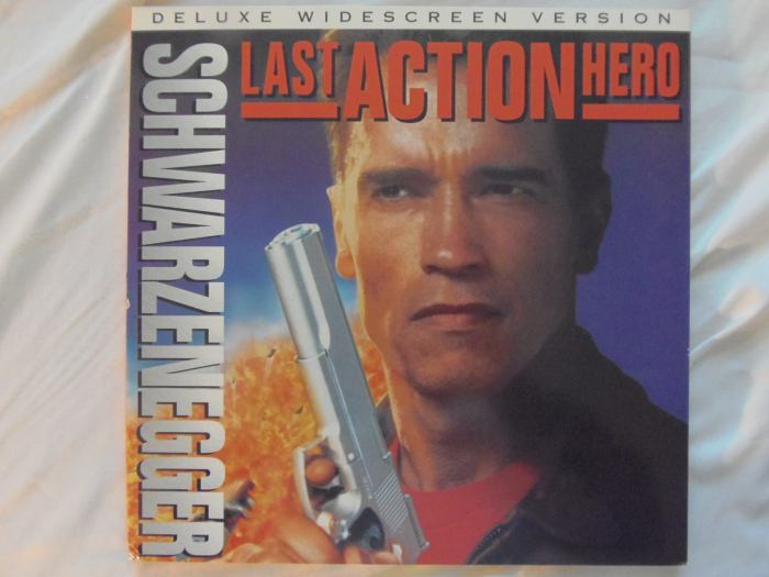 Last Action Hero LD