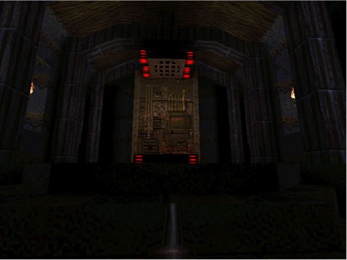 Quake Unmodded