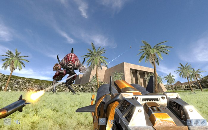 Serious Sam PC 2001
