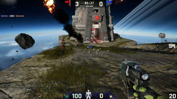 Unreal Tournament PC 1999