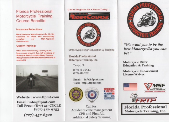 Florida Pro Motorcycle Training-1
