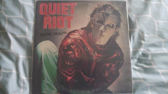Quiet Riot onVinyl:-(