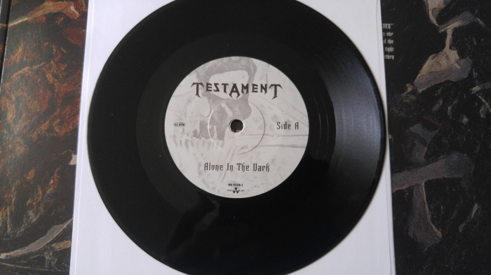 7-inch black vinyl