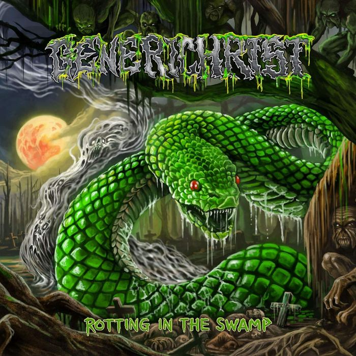 Generichrist Rotting In The Swamp cover
