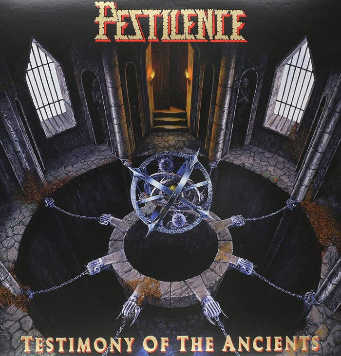 Pestilence Testimony Of The Ancients Cover
