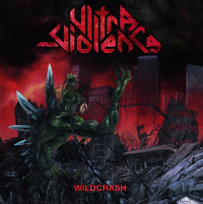 Ultra- ViolenceWildcrash Cover