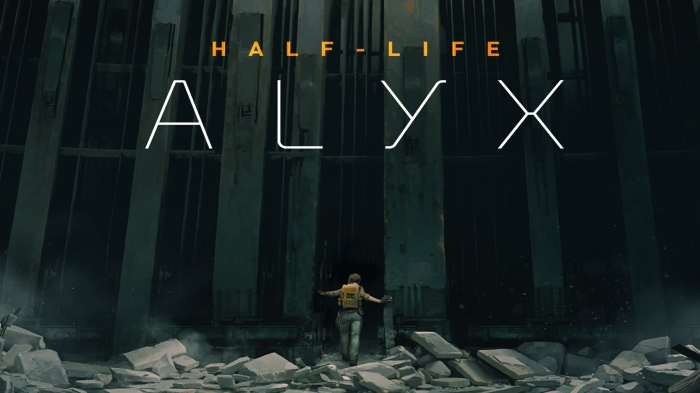 HL Alyx name logo