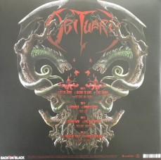 Obituary Darkest Day back cover