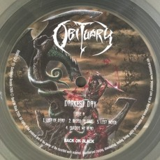 Obituary Darkest Day Vinyl 1