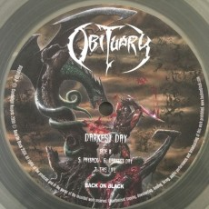 Obituary Darkest Day vinyl 2