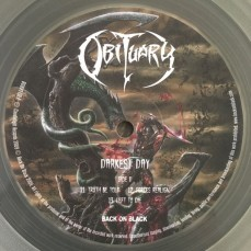 Obituary Darkest Day vinyl 4
