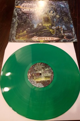 Rings Of Saturn ‎– Dingir Cover Vinyl