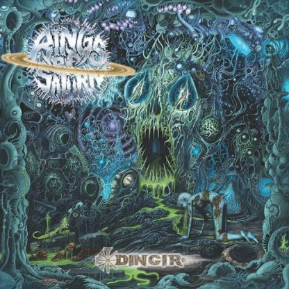Rings Of Saturn ‎– Dingir cover