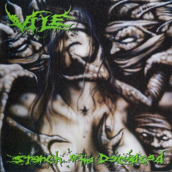 Vile Stench Of The Deceased-cover