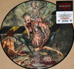 Bloodthirst Pic disc front