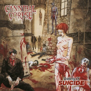 Cannibal Corpse Gallery Of Suicide-coverjpeg